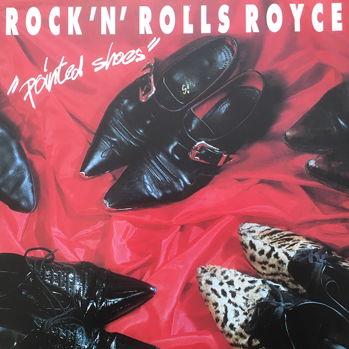 Pointed Shoes - Rock'n'Rolls Royce & The Brass Brothers Connection